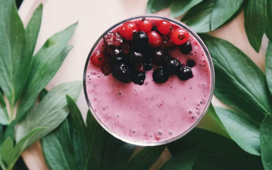 Wild Berry Smoothie Recipe
