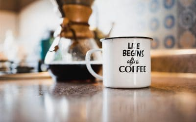 4. Be careful with coffee consumption
